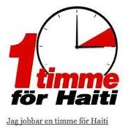 1 tim för Haitis barn